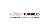 FutureLED, Branding - Logo Animation mit Take, für Leinwand