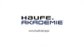Haufe Akademie, Arbeitsvertrag - App Video mit Histogramm, für Facebook