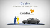 Incadea, Office - Voice-over Video mit Motion-Design, für Vimeo