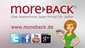 Moreback Payback, Definition - Video-Präsentation mit DVD, für Tablet