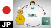 SDL Multilingual, Expertise - Video-Präsentation mit Casting, für Presentation